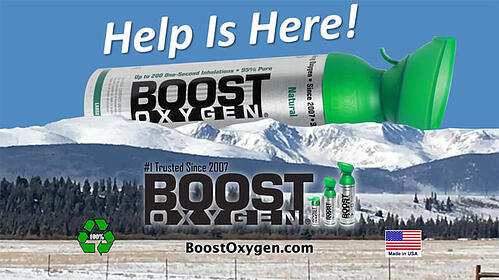 Boost Oxygen For Altitude Acclimation