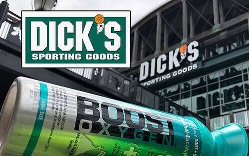 Boost Oxygen at Dick's Sporting Goods