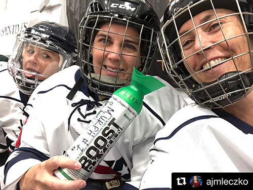 Boost Oxygen for Hockey