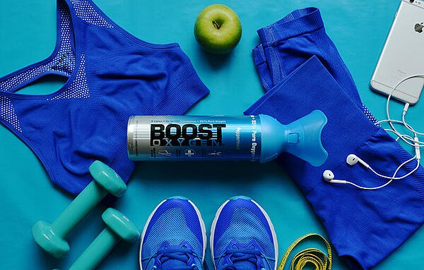 Boost Oxygen For Working Out and Training